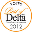 Votede Best Of The Delta 2012!