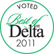 Voted Best Of The Delta!